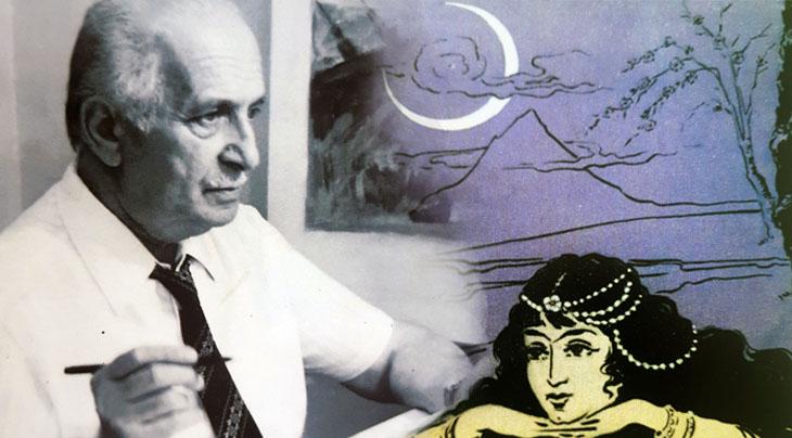 Мир Кязима Кязимзаде: от сказок до классической и восточной литературы (ФОТО)