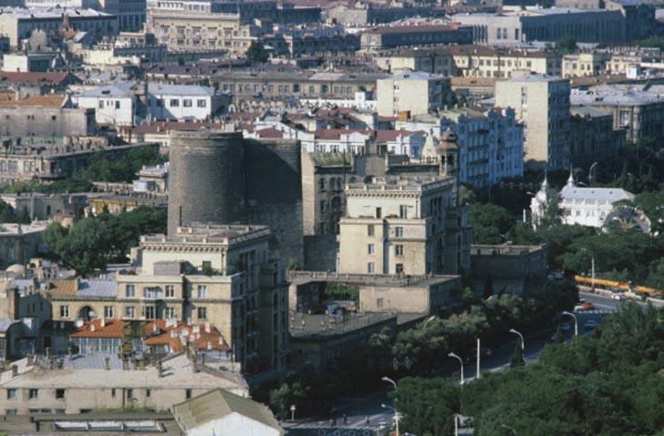 Баку 1982-1987 гг. в объективе Бориса Приходько (ФОТО)