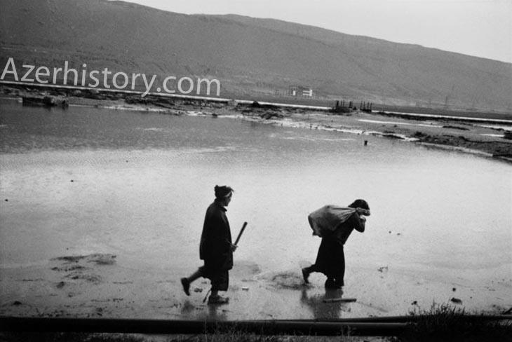 Смерть эпохи: Азербайджан 1999 г. глазами Йозефа Куделки (ФОТО)