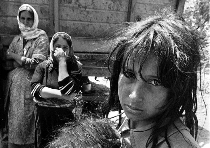 Вынужденные переселенцы Азербайджана в 1992-1994 гг. глазами Ш.Айвазова (ФОТО)
