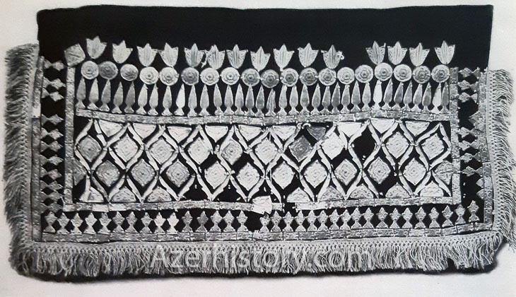 Шедевры азербайджанской вышивки - серия из Шемахи, XVIII-XIX вв. (ФОТО)