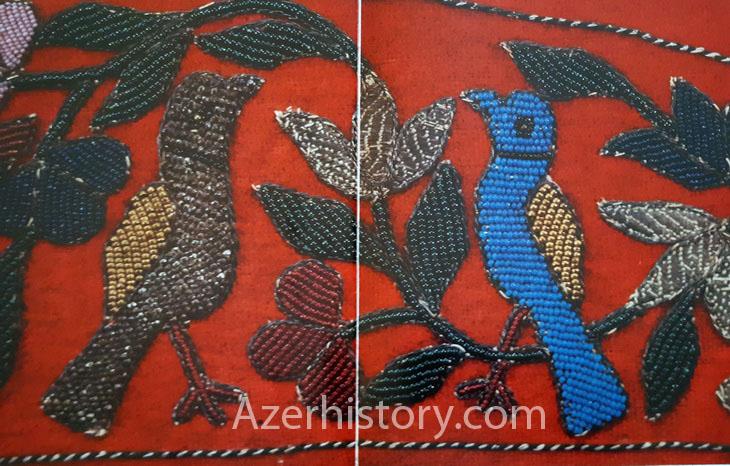 Шедевры азербайджанской вышивки - серия из Карабаха, XVIII-XIX вв. (ФОТО)