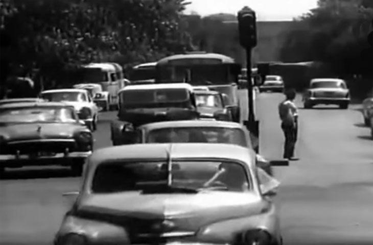 Документальный фильм о Баку, 1966 год (ВИДЕО)