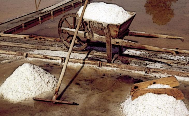 Соляное производство в Азербайджане в XIX веке