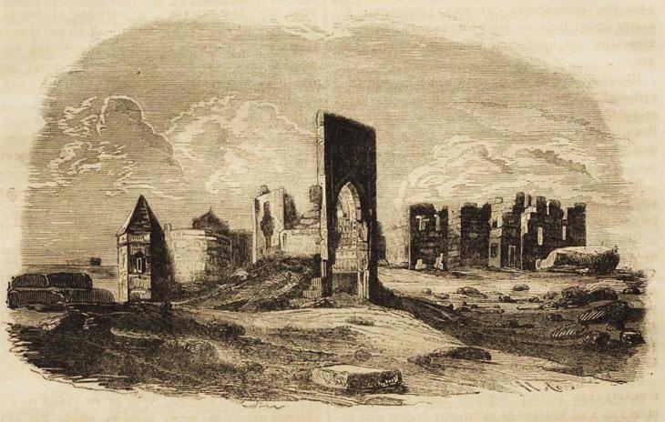 В гостях у бакинца Джафара... (из очерка 1854 года)