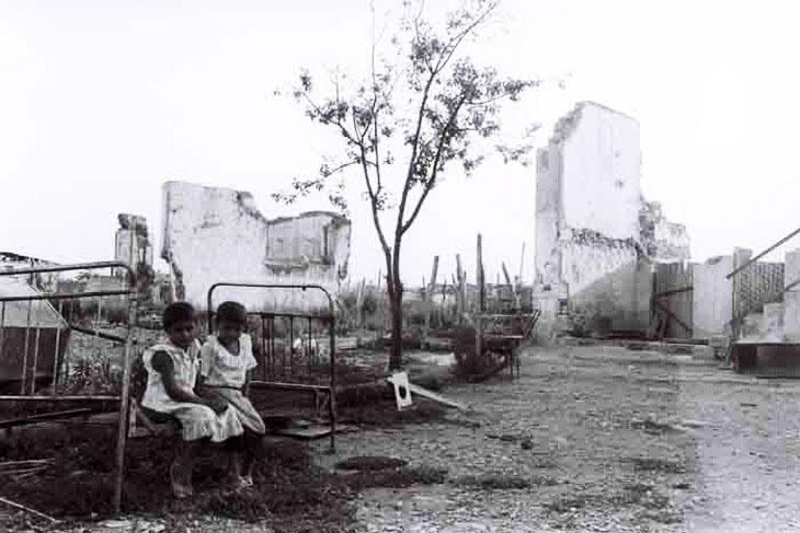 Дети войны: вынужденные переселенцы Азербайджана 1990-х гг. (ФОТО)