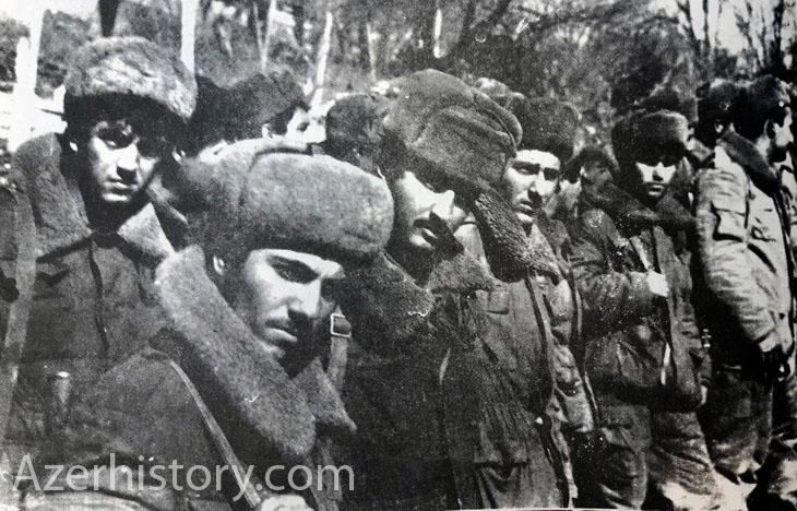 Азербайджан, Карабах в 1992-93: защитники Агдере (ФОТО)