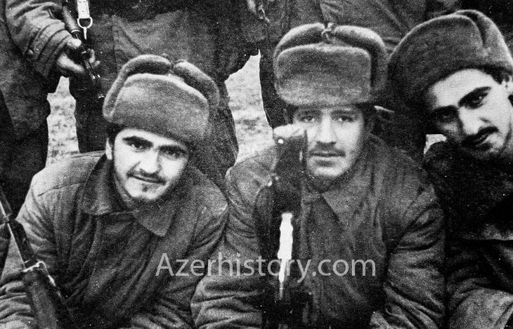 Карабахская война в лицах: азербайджанцы в Физули, 1992-1993 г. (ФОТО)
