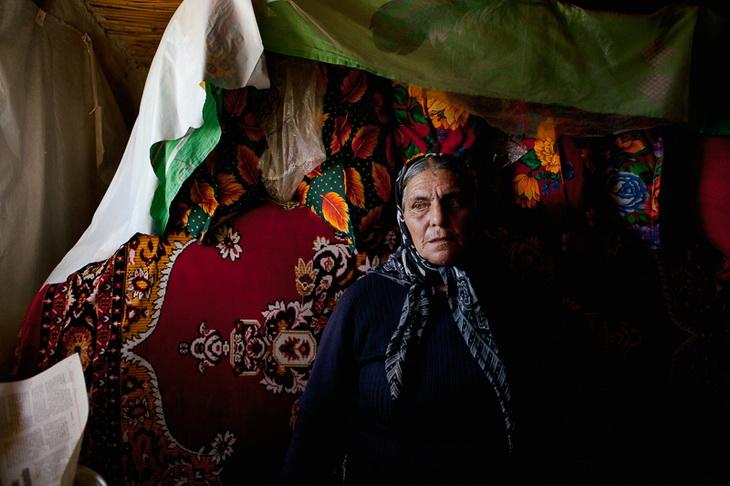 Жизнь вынужденных переселенцев из Лачинского района Азербайджана, 2012 г. (ФОТО)