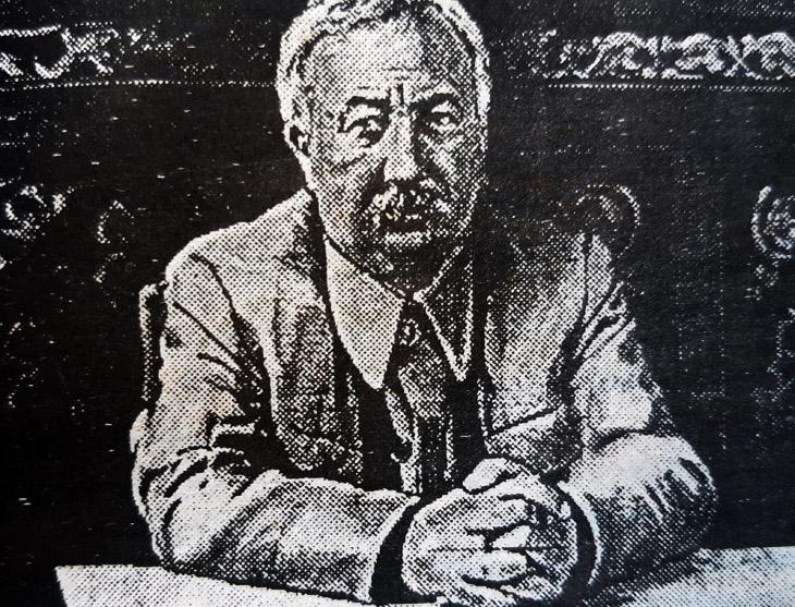 Учебно-педагогическая работа знаменитого врача М.Мир-Касимова (1883-1958)