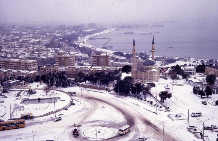 Баку 1985-1995 годов глазами Рафаила Гамбарова (ФОТО)
