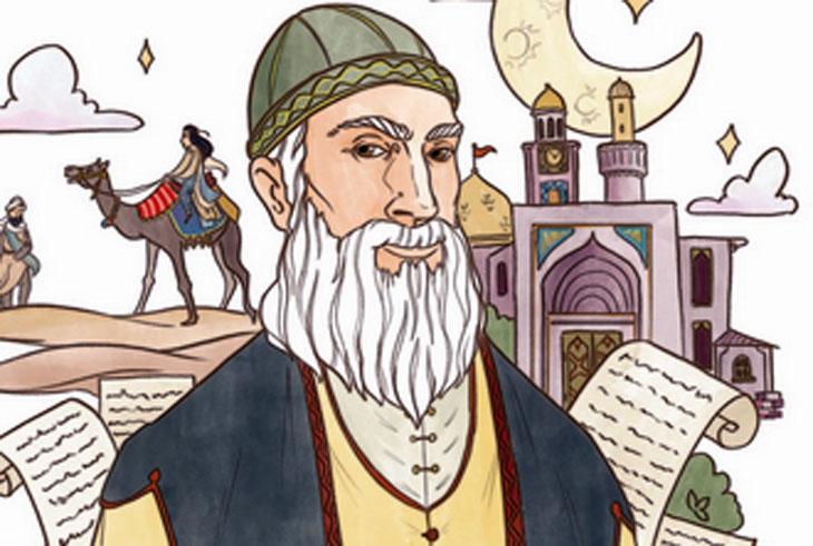 Азербайджанский поэт Физули о поэтах и как правильно писать стихи