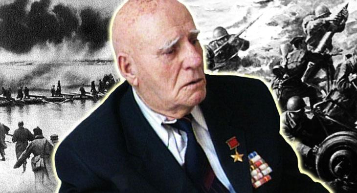 """""""Мелик Магеррамов и его солдаты грудью через Днепр проложили путь..."""" (1943 г.)"""