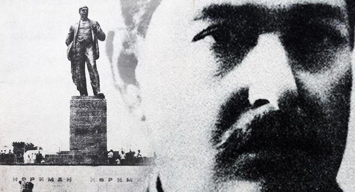 Советское наследие Н.Нариманова: улицы, памятники, кинотеатры и живопись (ФОТО)