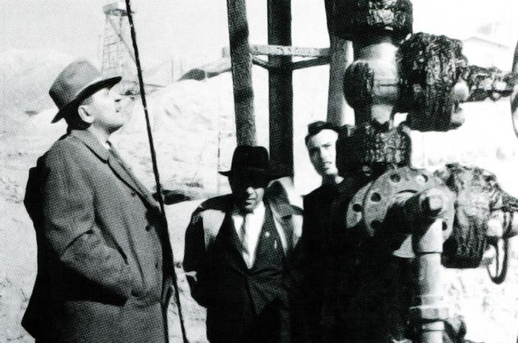 Из истории уникальной белой нефти Азербайджана