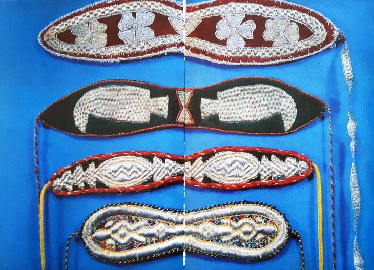 Шедевры азербайджанской вышивки - серия из Баку, XVIII-XIX вв. (ФОТО)
