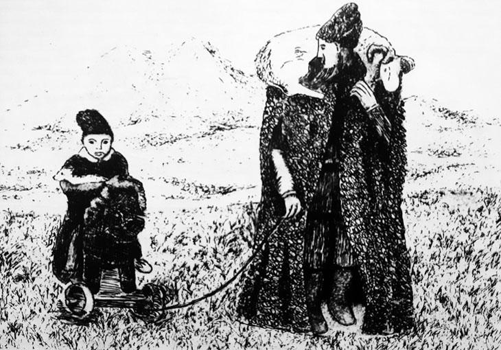 В гостях у Ширина Гасанова или чем питались супердолгожители Азербайджана