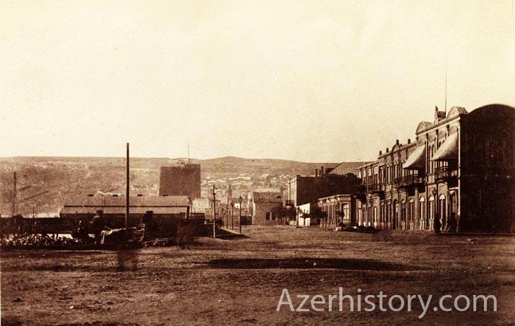 Азербайджан 1880-х гг. глазами персидского фотографа Али Хана Вали (ФОТО)