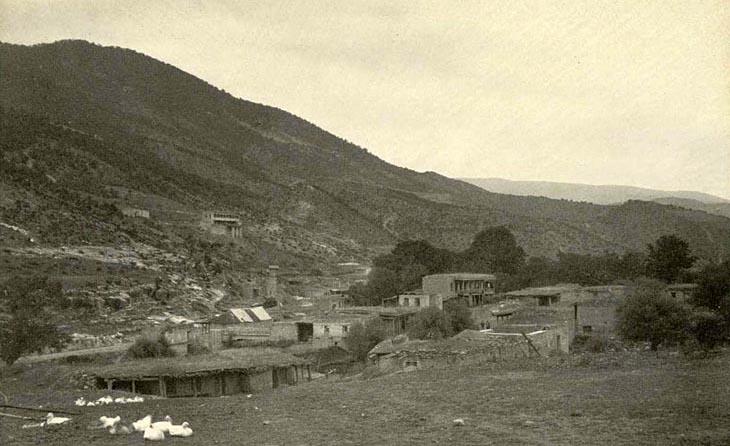 Азербайджанские губернии в 1891 г. глазами голландца Альберта Хотца (ФОТО)