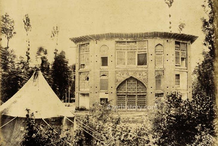 Эривань и Зангелан 1874 г. глазами итальянца Луиджи Монтабоне (ФОТО)