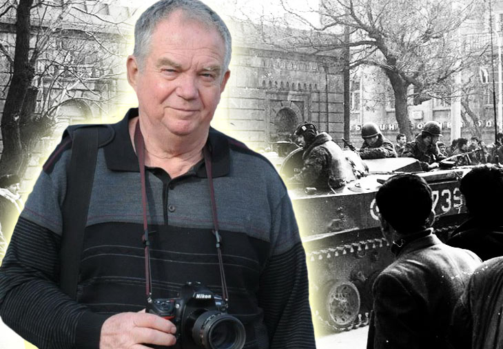 От Брежнева и Рокфеллера до Ходжалы: воспоминания знаменитого бакинского фоторепортёра